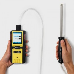 Gas Detector with Built-in Pump (1 gas to specify)