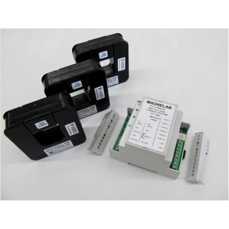 SCT-125W Transductor Wireless para Corriente AC (desde 70A hasta 800A)