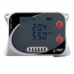 U3120 Datalogger de Temperatura e Umidade com sensores embutidos (-30 a +70°C) (0 a 100%)