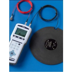 HD2030 Four channel vibrations analyzer