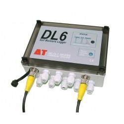 DL6 Registrador de Datos de Humedad de Suelo Multicanal
