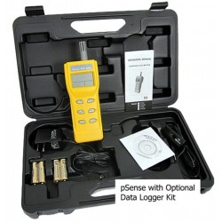 AZ-0002-DL CO2 Meter with Data Logger Option (AA batteries included)