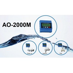 AO-2000M Medidor de Fluxo Ultra-sônico Módulo/RTU
