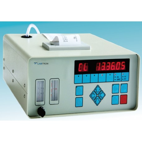 LDPC-A10 Dual Flow Particle Counter