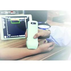 AO-C10CX Scanner de Ultrassom Portátil Colorida (Lineal 7,5-10 MHz, 20-100 mm) (4ª Geração)