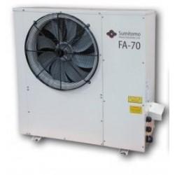 LN65AC Generador inteligente LN2 refrigerado por aire (65 litros/día)