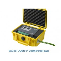 PEL4 Carrying Case for Squirrel SQ2020 / 2040 Data Loggers