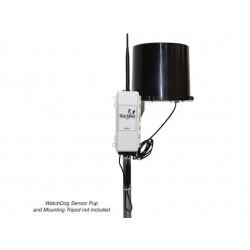 3665RD Medidor de chuva digital WatchDog (com cabo de 1,8 m para sensores WatchDog Pups)