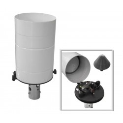 PL400R-A Heated Rain Gauge 400cm2 Collection Surface (Out signal: 0÷2Vdc)