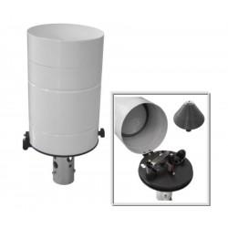 PL400R-A Pluviómetro Calefactado con 400cm2 (Señal Salida: 0÷2Vdc)