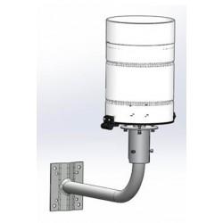 SPL4 Suporte de parede ou braço de poste para pluviômetros Nesa