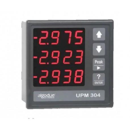 UPM304 Transductor de Potencia de Carril DIN