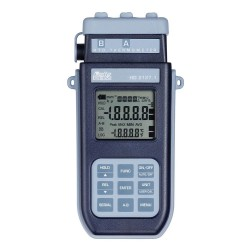 HD2127.1 Termómetro Portátil: 2 sondas Pt100 (-200ºC a +650ºC)