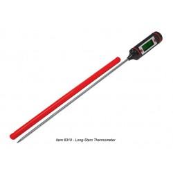 6310 Termômetro Digital de solo de haste longa