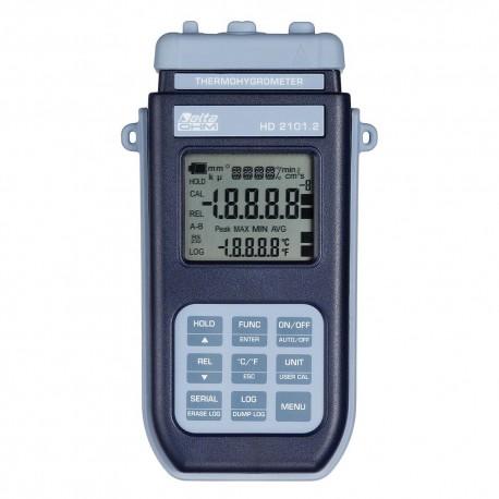 HD2101.2 TermoHigrómetro con Data Logger