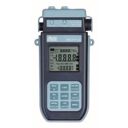 HD2178.2 Termómetro con Data Logger y dos entradas (Pt100 y Termopar)