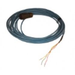 CS05R Heated shielded sensor-Datalogger cable, 5m