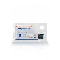 Tempmate.®-S1-V3 Disposable USB one-use Temperature Data Loggers