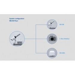 MS-90 Plus+ Estação de Monitoramento Solar sem rastreadores