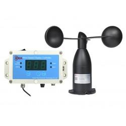 AO-150-01 Controlador de pantalla de velocidad del viento