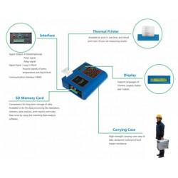 FMU-2000P Portable Ultrasonic Flowmeter