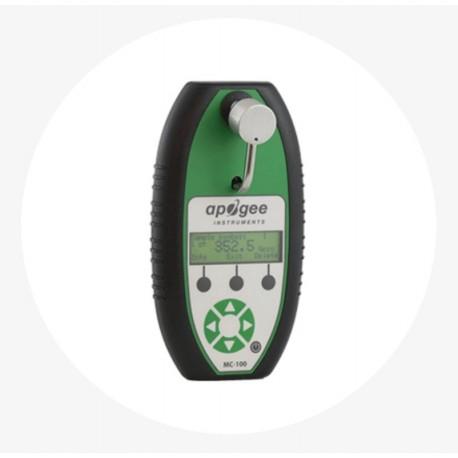 MC-100 Medidor de Concentración de Clorofila [µmol m-2] con GPS interno