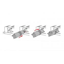 SD-VOLT-xx HOBO Self-Describing DC Voltage Input Cable