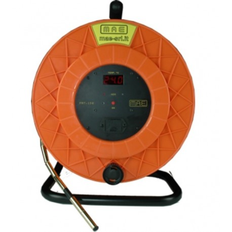 FRT-100  Water level indicator with temperature sensor and down-hole indicator (100m)