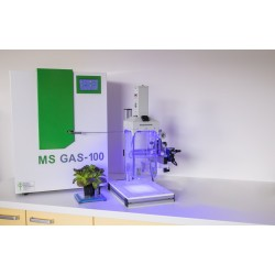 MS GAS-100 Gas Analyzer - Mass Spectrometer