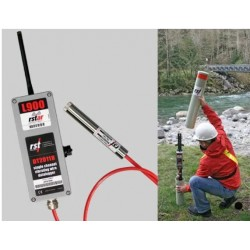 RSTAR L900 Adquisición de datos inalámbrica para instrumentos geotécnicos