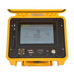TCR24 DATA ACQUISITION SYSTEM FOR SOIL THERMAL CONDUCTIVITY