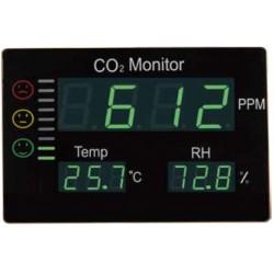 AO-HT-2008 Detector de Dióxido de Carbono CO2, Humedad Relativa y Temperatura
