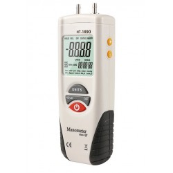 AO-HT-1890 Digital Manometer for gauge/differential pressure