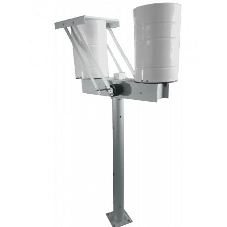 Wet&Dry Deposimeter Sampler for wet and dry Deposition