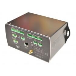 VMR624 Sismógrafo autônomo, 6 canais, 24 bits