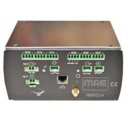 VMR624 Sismógrafo autónomo, 6 canales, 24 bits