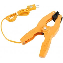 AO-HT-05 Type K thermocouple probe clamp (-40 to + 200ºC)