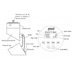 AIS-1 Amostrador de Ar Microbiano