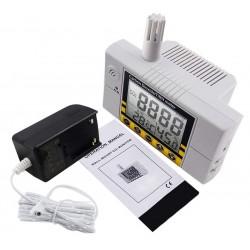 AZ-0015 cSense Monitor de Pared CO2, T y HR