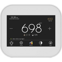 KSW-CO2 CO2 and air quality meter