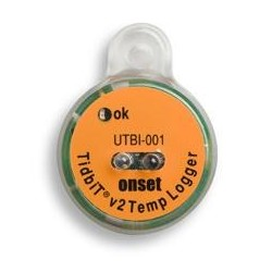 UTBI-001 UTBI-001 StowAway TidbiT Submersible Temperature Logger up to 300 m.