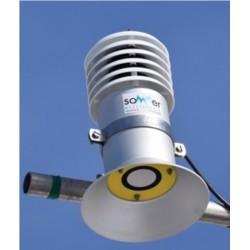 USH-9 Medição precisa da profundidade da neve do sensor ultrassônico