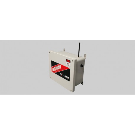 DT2040: Vibrating Wire Thermistor Data Logger (20/40 channels)
