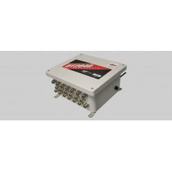 DT2040: Registrador de dados de termistor de fio vibratório (20/40 canais)