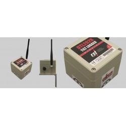DTL201B/DTL202B: Registradores de inclinação digital uniaxial / biaxial