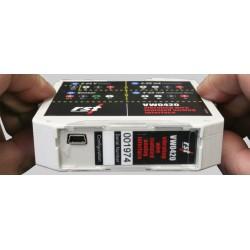 VW0420: Interfaz analógica aislada para sensor de hilo vibrante (salida 4-20mA)