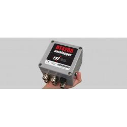 DT4205: 5/10 Canal 4-20mA Transmissor Data Logger / Termistor Data Logger