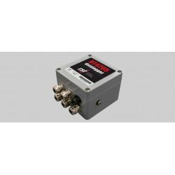 DT4205: Registrador de datos de transmisor / registrador de datos de termistor  (5/10 canales 4-20mA)