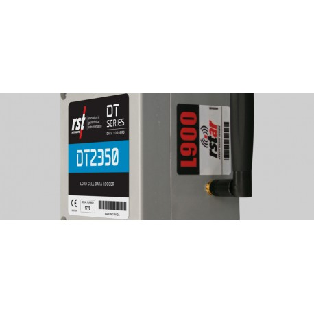 DT2350: Load Cell Data Logger