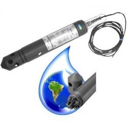 WMP6 Sensor Multiparámetro (Ph-Nivel-Temperatura-Conductividad-ORP-Oxígeno+1 canal)